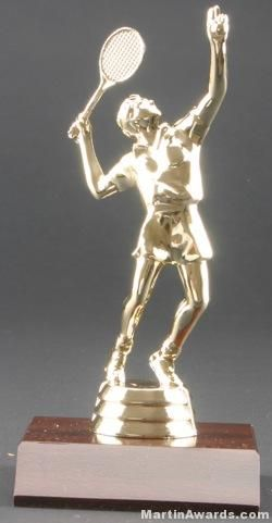 Male Tennis Trophy