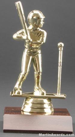 Female Tee Ball Trophy