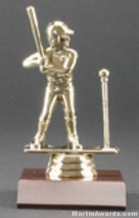 Male Tee Ball Trophy