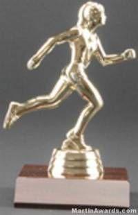 Female Track Trophy