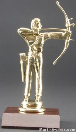 Male Archer Trophy