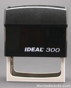 Ideal 300 Custom Rubber Stamps
