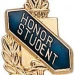 3/8″ Honor Student School Award Pins 1
