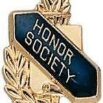 3/8″ Honor Society School Award Pins 1