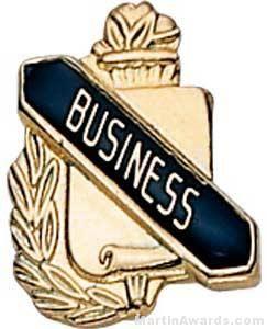 Business School Award Lapel Pinss