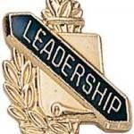 3/8″ Leadership School Award Pins 1
