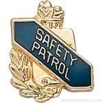 3/8″ Safety Patrol School Pins 1