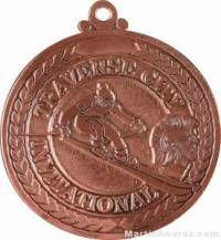 "4"" Custom Medals"