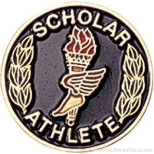 Scholar Athlete Pin