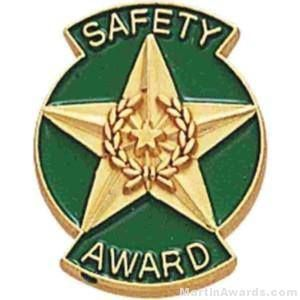 Service Recognition Enamel Lapel Pins