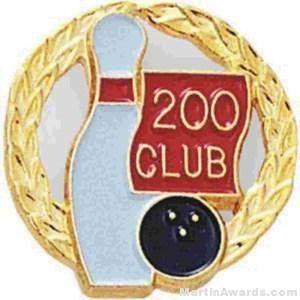 """3/4"""" Bowling Pin Enameled 500 Series"""