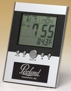Easel Back Digital Clock