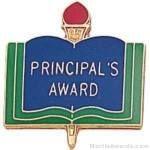 3/4″ Principal's Award School Award Pins 1