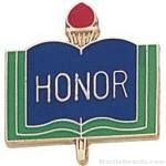 3/4″ Honor School Award Pins 1