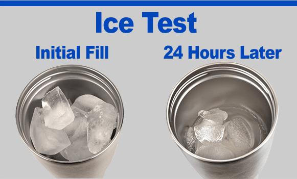 Ice test with Polar Camel Tumblr
